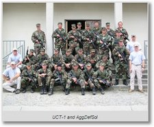 UCT-1 and Aggressive Defefensive Solutions