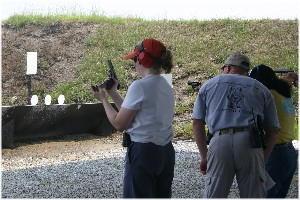 Spring Fling Defensive Handgun Course