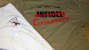 21st Century Crusader Shirt